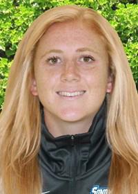 COURTESY // SSU Athletics   Margi Osmundson is a midfielder and forward.