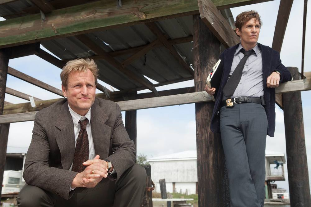 "facebook.com Woody Harrelson and Matthew McConaughey star in the new HBO drama ""True Detective."""