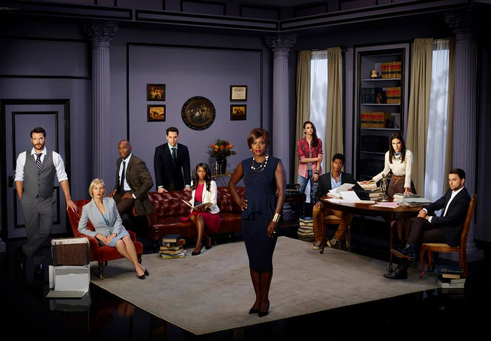 "facebook.com ABC's ""How to Get Away with Murder"" premiered on Thursday."
