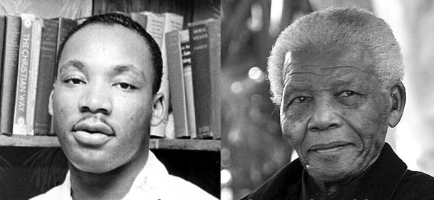 facebook.com The HUB discussed the legacies that both Martin Luther King Jr. and Nelson Mandela left in regard to the civil rights movement and the quest for equality.