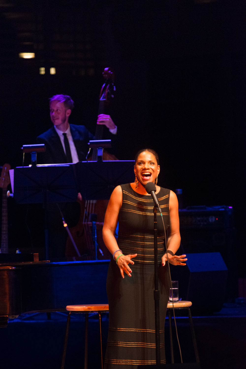 COURTESY // Kristen Loken Tony and Grammy award winner Audra McDonald performed at the Green Music Center for nearly two hours last Saturday.