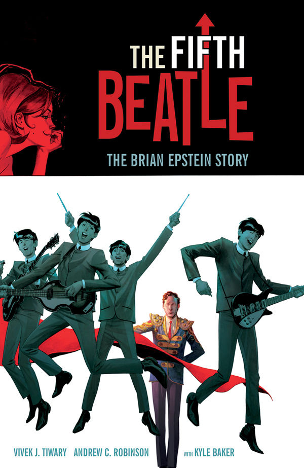 darkhorse.com 'The Fifth Beatle: The Brian Epstein Story' tells the relatively unknown story of the band manager for the Beatles, Brian Epstein.