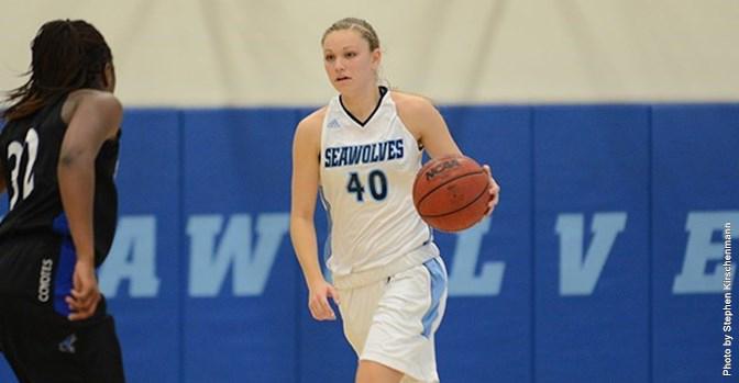 COURTESY // Sonoma Athletics Senior Kristina Fahey scored 12 points against San Bernardino.