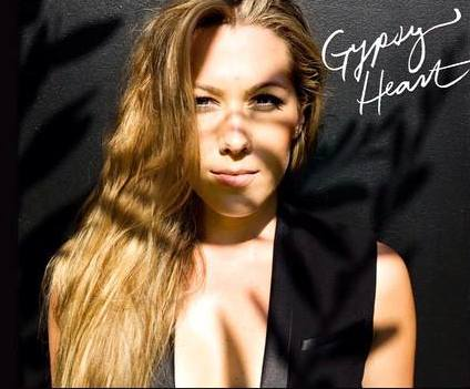 "facebook.com Colbie Caillat's fifth studio album, ""Gypsy Heart,"" released on Tuesday after much anticipation from fans."