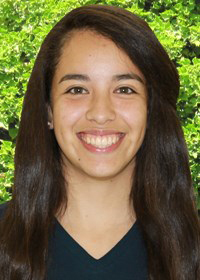 COURTESY // SSU Athletics Maria Hurtado started to race competitively after joining a running club in the 6th grade.