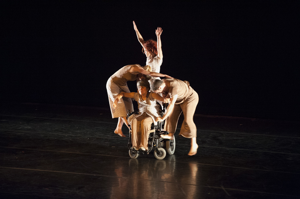 STAR // Connor Gibson AXIS Dance Company lose themselves to dance.