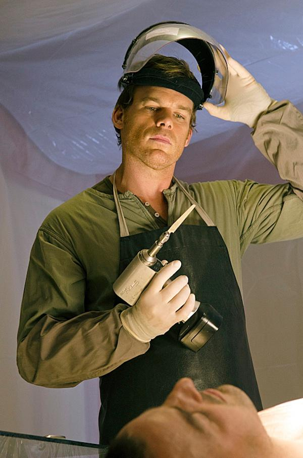 cinemablend.com   Dexter (Michael C. Hall) returns for the final season on Showtime. Secrets will be revealed, and the body count appears to keep on rising.