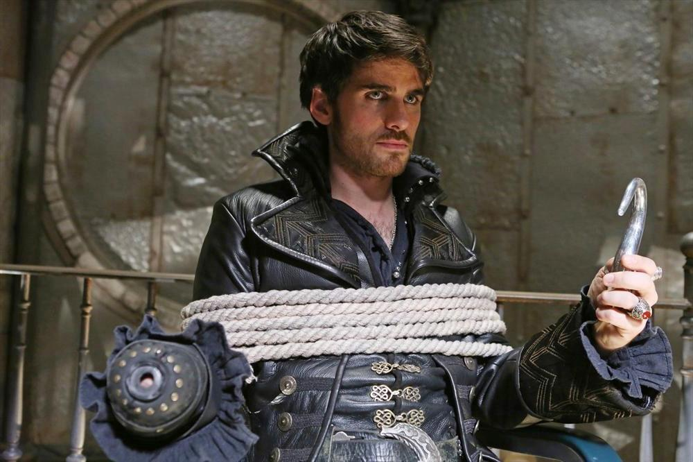 facebook.com    Captain Hook is one of the new characters in this latest season of 'Once Upon a Time' on ABC.