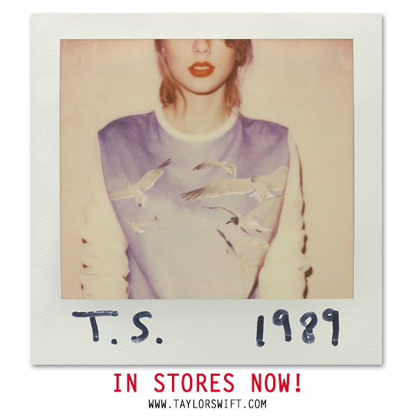 facebook.com   Taylor Swift's new album 1989.