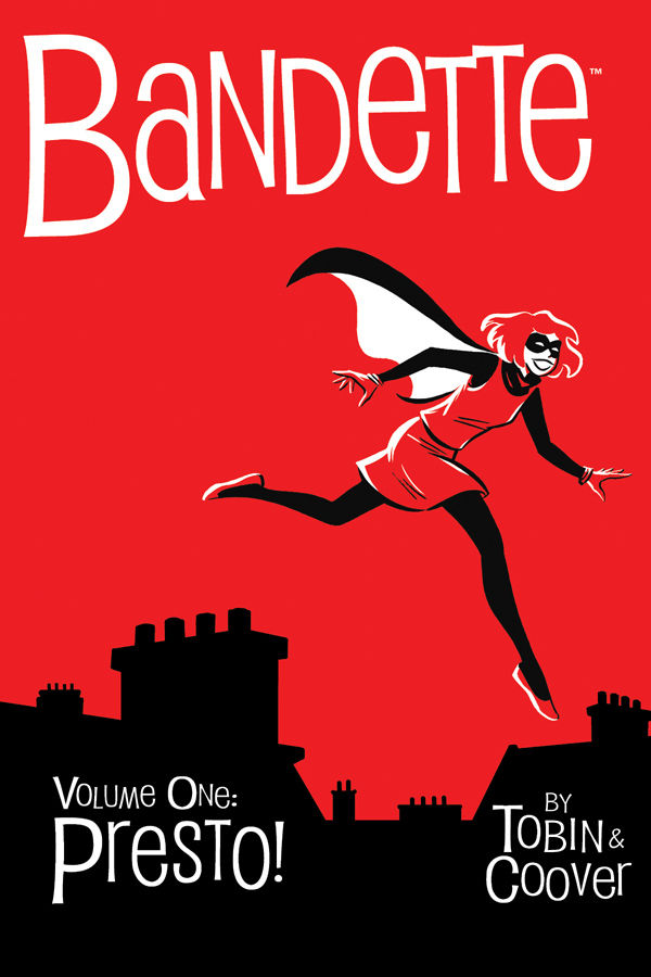 darkhorse.com 'Bandette' is a lovable art thief who will also steal readers' heart if they're not careful.