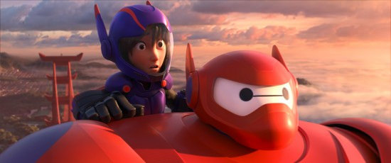 "facebook.com Disney's ""Big Hero 6,"" featuring voice actors Ryan Potter and Scott Adsit  released in theaters Friday."