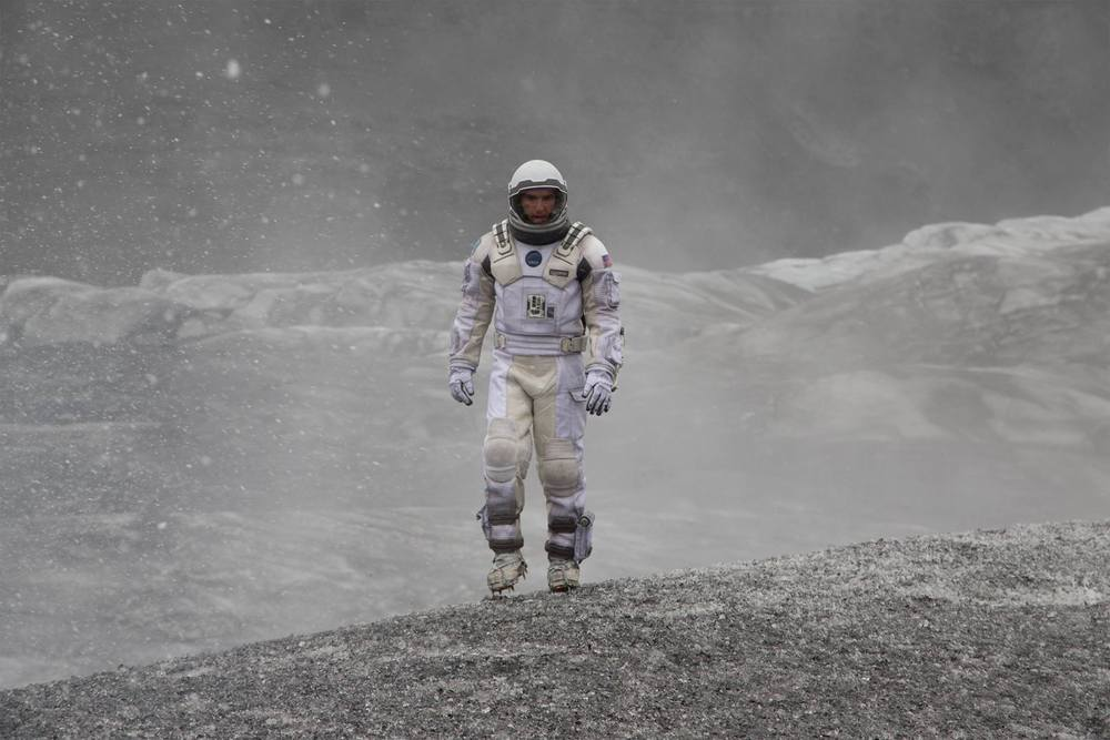 "facebook.com Matthew McConaughey stars in Christopher Nolan's ""Interstellar,"" released Friday."