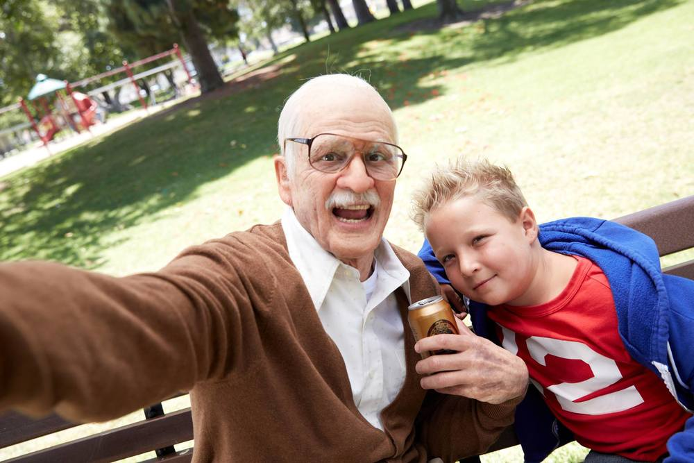 facebook.com Irving Zisman (Johnny Knoxville) and Billy (Jackson Nicoll) get themselves into plenty of mischief on their road trip to North Carolina to reunite Billy with his father. 'Bad Grandpa' made $32 million its opening weekend.