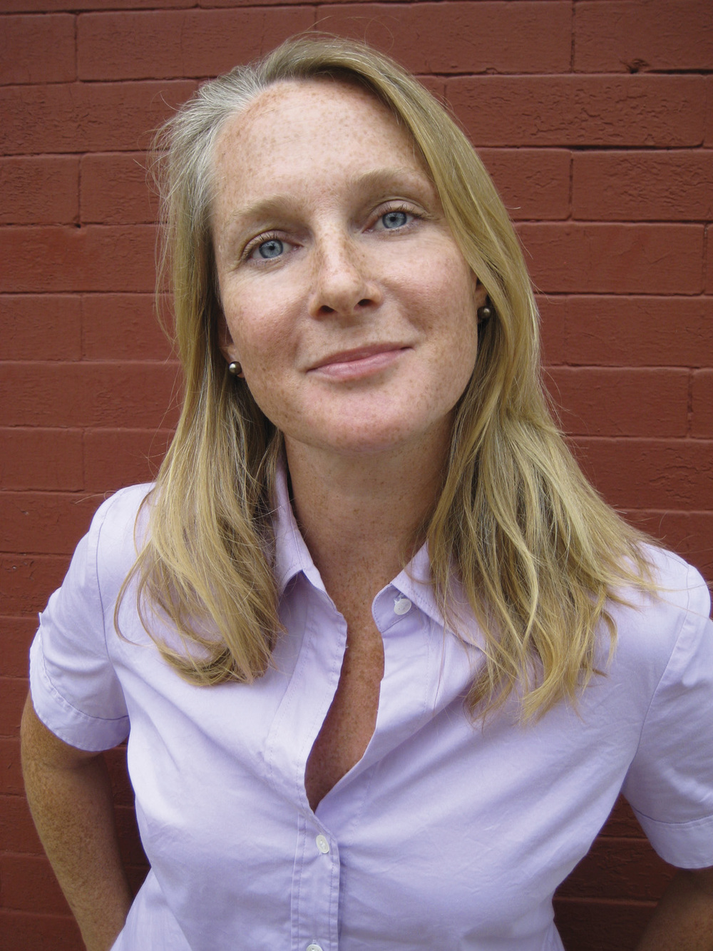 "COURTESY // Lyceum Agency    Piper Kerman is the best-selling author of the memoir ""Orange Is the New Black: My Year in a Woman's Prison,"" which has been adapted into a Netflix original series."