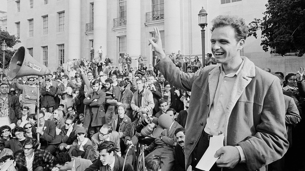 flickr.com Student activist of the 1960s Free Speech Movement at UC Berkeley, Mario Savio was a active faculty member in the Sonoma State University community.