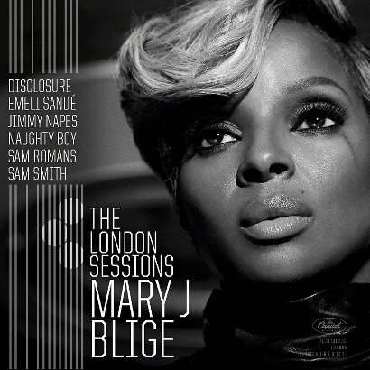 "facebook.com   Mary J. Blige's 13th studio album, ""The London Sessions,"" released Dec. 2."