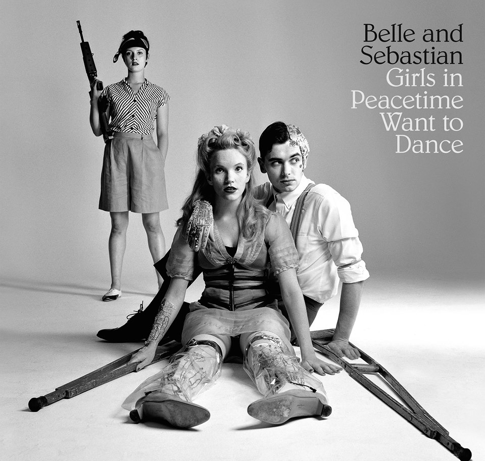 "facebook.com   Belle and Sebastian's ninth studio album ""Girls in Peacetime Want to Dance"" released Jan. 20."