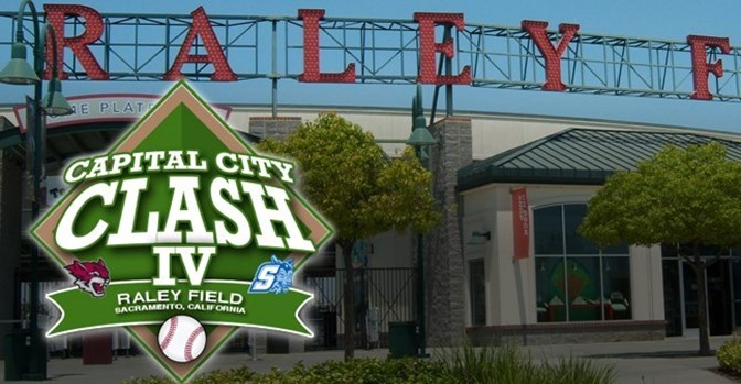 sonomaseawolves.com This year's rivalry game will take place at Raley Field, home of the Sacramento River Cats.