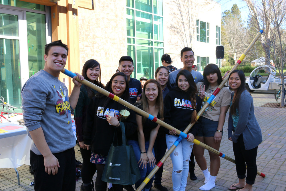 STAR // Edward Goquingco The Filipino American Association of Sonoma State University show off their diverse heritage through creative dance.  They will showcase their talents at the annual Pacific Cultural Night in May.