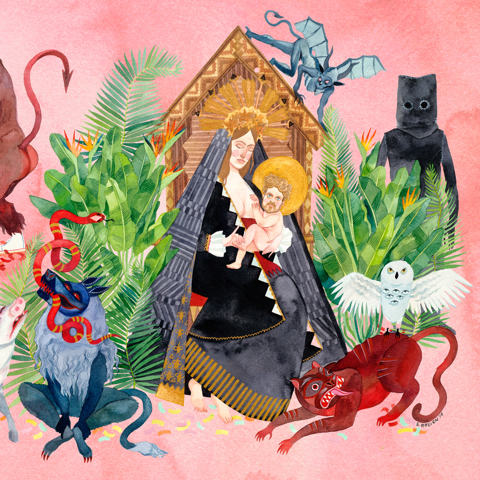 "facebook.com   Father John Misty's ""I Love you, Honeybear"" released today."