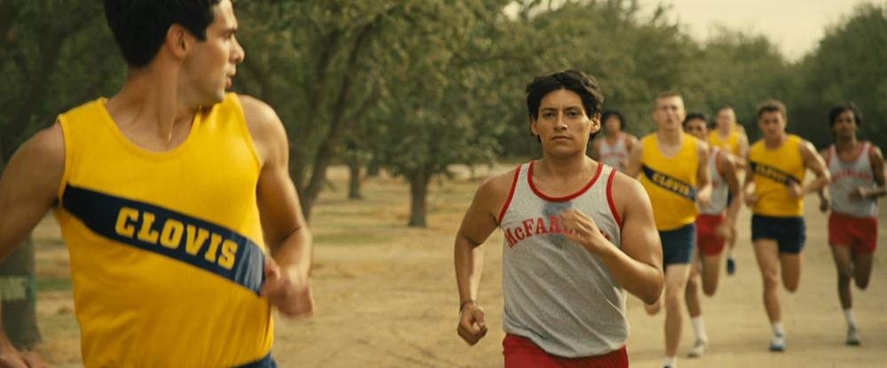 "facebook.com The athletes of the McFarland High School cross country team have been immortalized on screen in Disney's newest live-action film, ""McFarland, USA."""