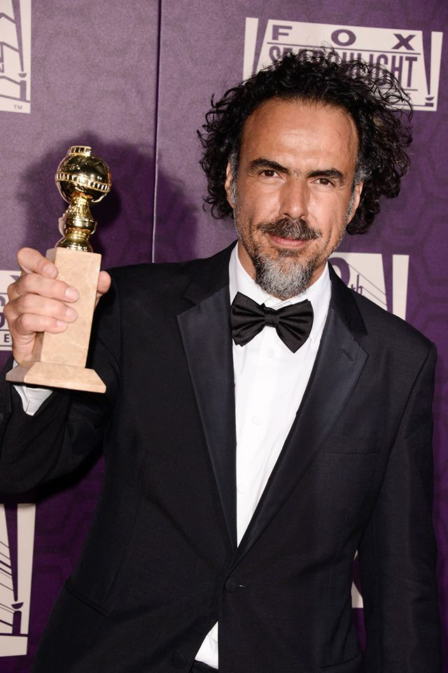 "facebook.com   Alejandro González Iñárritu won best director for the film ""Birdman or (the Unexpected Virtue of Ignorance)"" at the 87th Academy Awards."