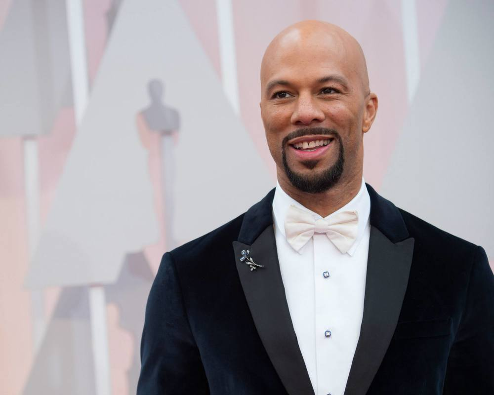 "facebook.com   Rapper Common won Best Original Song in collaboration with singer John Legend for their song ""Glory,"" written for film ""Selma."""