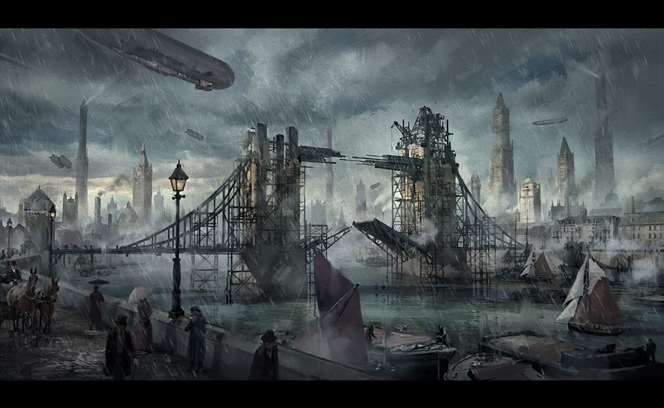 "facebook.com ""The Order 1886"" is a new third-person story game set in an alternate version of London in year 1886."