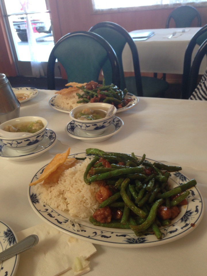 facebook.com Fu Zhou Chinese Restaurant, located at 572 East Cotati Ave., in the same shopping center as Oliver's Market, offers a variety of different entrees at reasonably low prices.