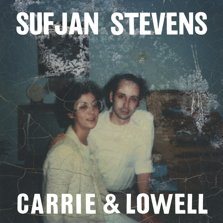 "Sufjan Stevens' latest release, ""Carrie & Lowell,"" is titled after his parents' names."