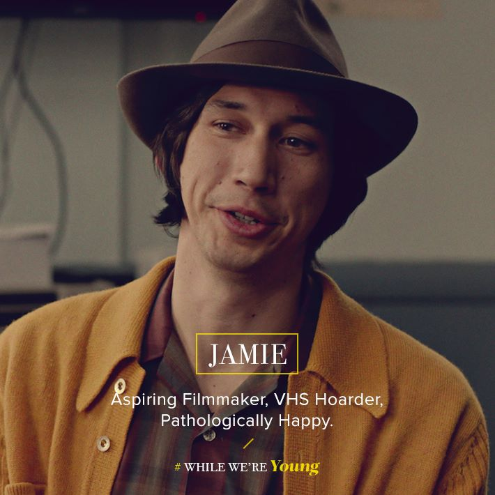 "facebook.com ""While You Were Young"" features Ben Stiller as Josh, Naomi Watts as Cornelia, Adam Driver as Jamie and Amanda Seyfriend as Darby."