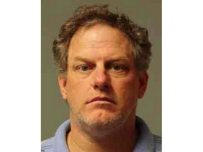 COURTESY //  South-Nyack Grand View Police Dept.  Former volunteer assistant softball coach at Sonoma State University, Kurt Ludwigsen, was arrested on counts of improper sexual conduct involving 13 players spanning across the many schools he coached at.