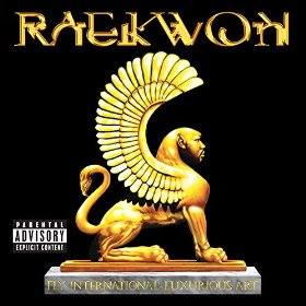 "Raekwon's ""Fly International Luxurious Art"" released today."