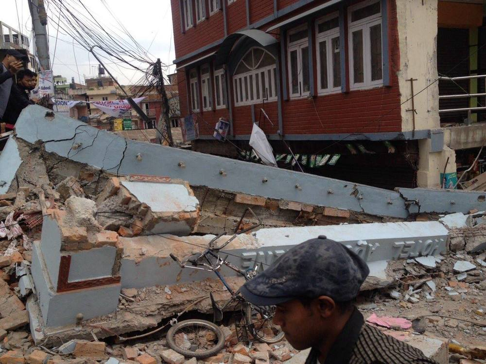 wikipedia.org On April 25, Nepal endured a catastrophic earthquake that the nation is still recovering from.