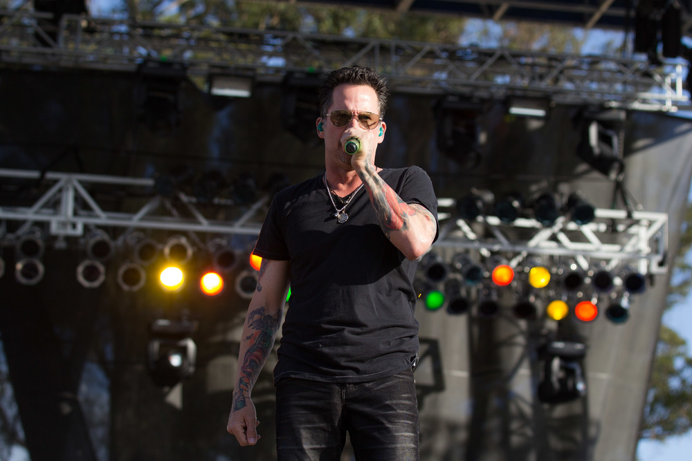 Gary Allan performs at Country Summer.
