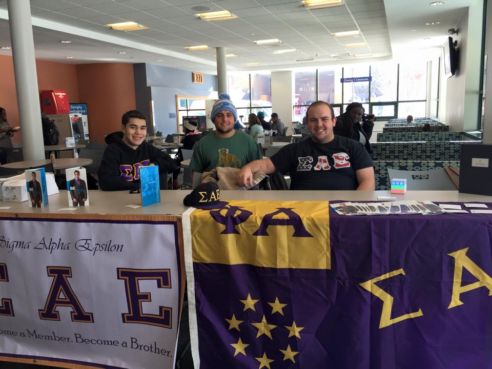 facebook.com Sigma Alpha Epsilon (pictured above) was one of the two fraternities to have their charter revoked after a violation of Sonoma State University's code of conduct.