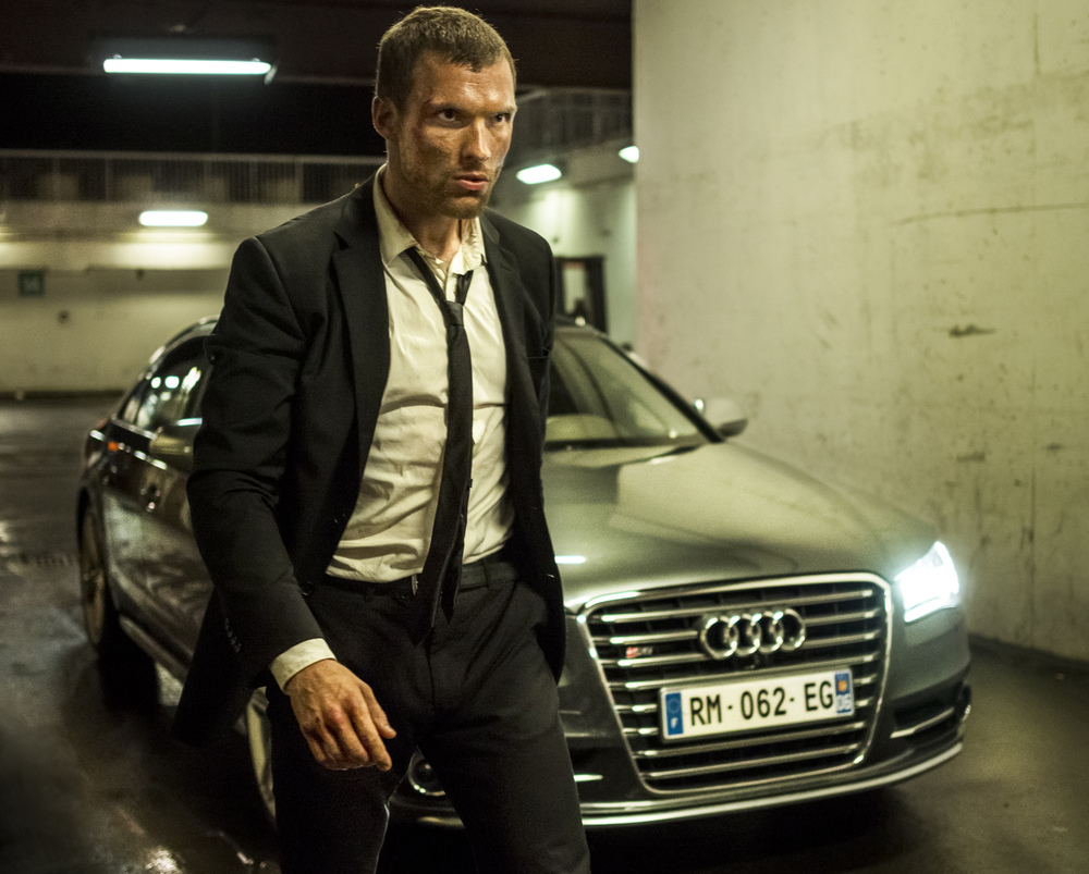 "facebook.com ""Transporter Refueled"" released on Friday, earning $7.1 million in the box office."