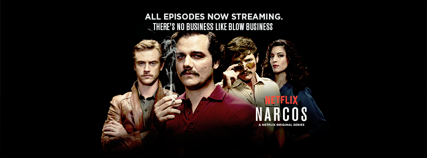 "facebook.com  Netflix's new series ""Narcos"" enhances a very real part of history."