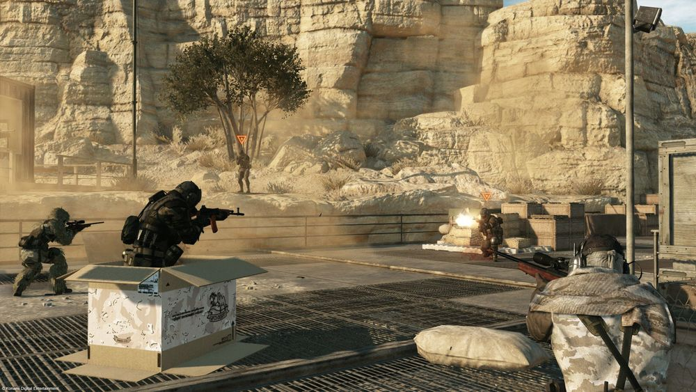 "facebook.com ""Metal Gear Solid V"" released Sept. 1, and earned raving reviews from critics and gamers alike."