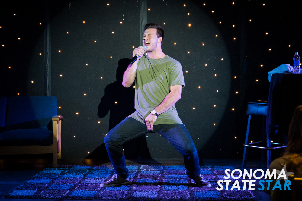 STAR // Brennan Chin Youtube star Jimmy Tatro performed at the somo village center last friday. See full photo gallery here.
