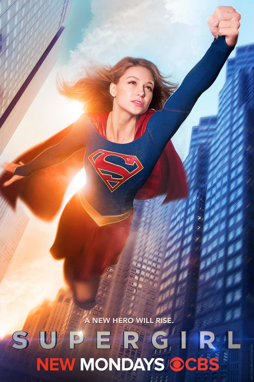"facebook.com ""Supergirl"" earned almost 13 million viewers for its pilot episode on CBS."