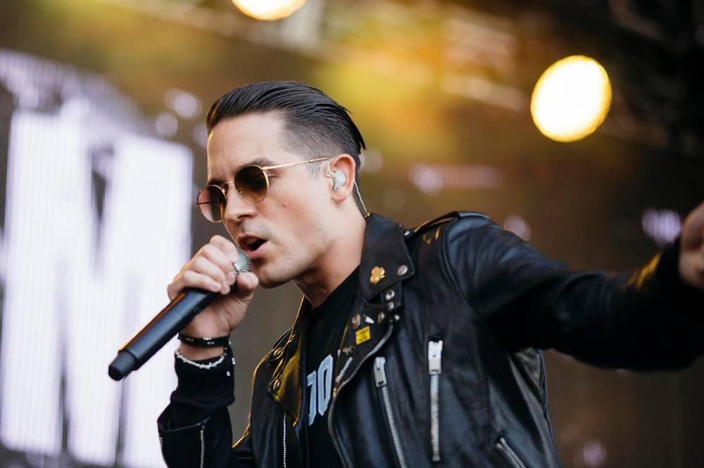 facebook.com Artist G-Eazy released his sophomore album Dec. 4.