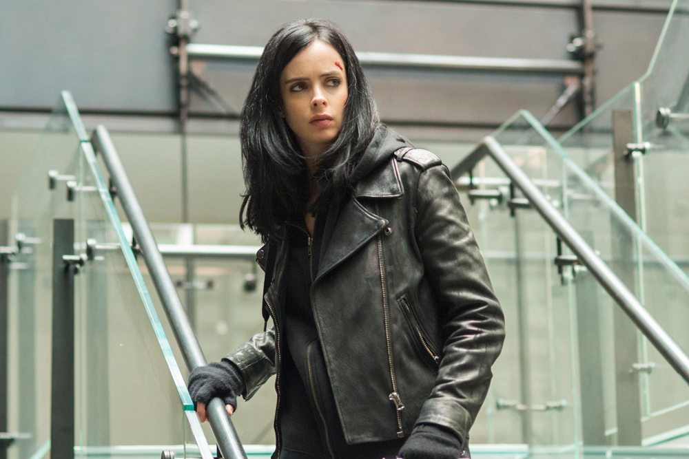 "facebook.com  The first season of ""Jessica Jones"" was released by Netflix on Nov. 20."
