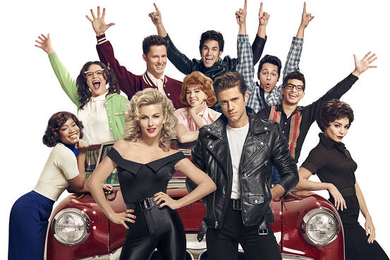 "facebook.com ""Grease: Live!"" aired Sunday, starring Julianne Hough."