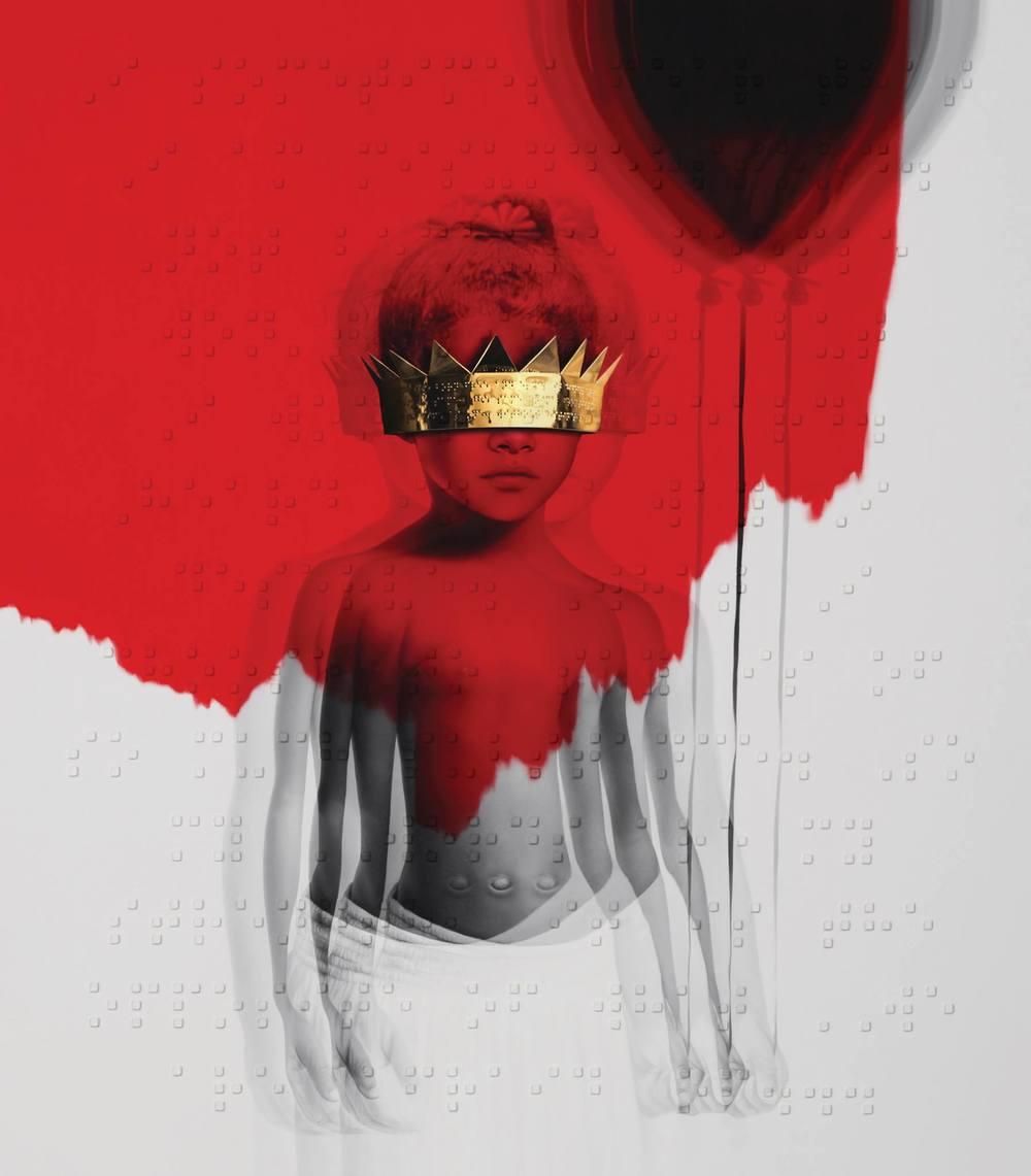 "facebook.com  Rihanna shows a darker side in her eighth studio album, ""Anti""."