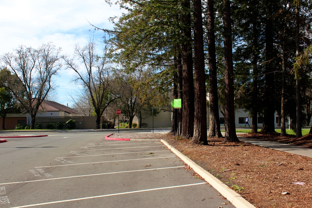STAR // Megan Corcoran Sonoma State University's Associated Students is calling for the reserved parking pass to be discontinued, allowing students who hold a general parking pass to park in any reserved lot on campus.