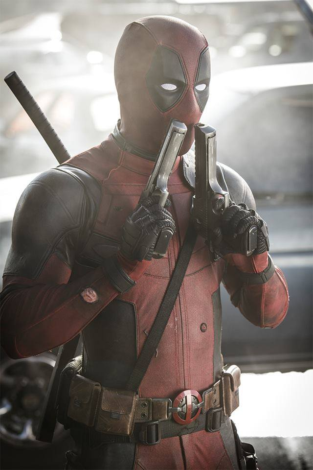 "facebook.com  ""Deadpool,"" starring Ryan Reynolds, broke several box-office records during its opening weekend on Feb. 12."