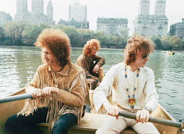 facebook.com  The British band Cream formed in 1966, creating the first supergroup on the music scene.