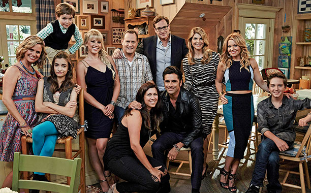 "facebook.com/FullerHouseNetflix Netflix released the first season of""Fuller House"" on Friday."