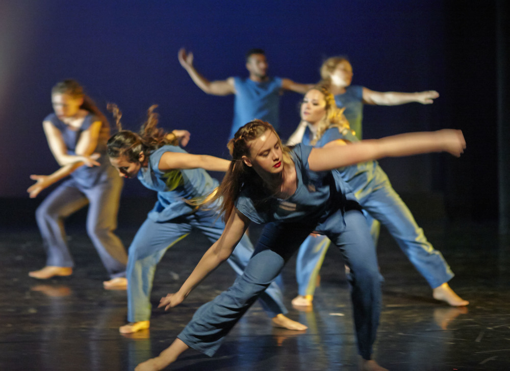 Courtesy // David Papas The 2016 Spring Dance Concert is set to be held April 1-7 in Person Theatre and Weill Hall.